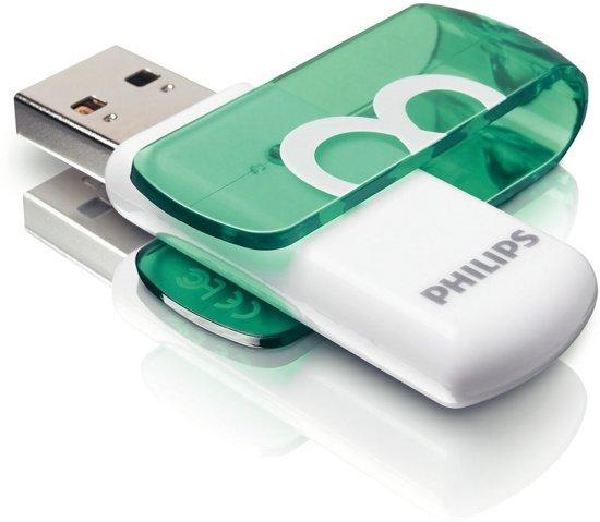 Philips Vivid Edition - USB-stick - 8 GB