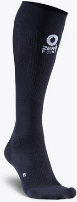 ZeroPoint compressie sokken Intense Team Zwart -  heren M2