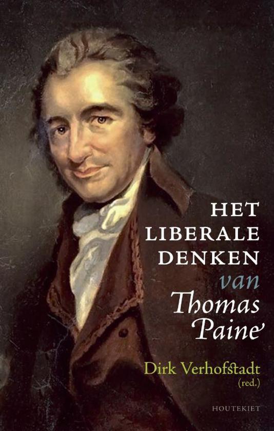 Het Liberale Denken Van Thomas Paine - Tom Paine pdf epub