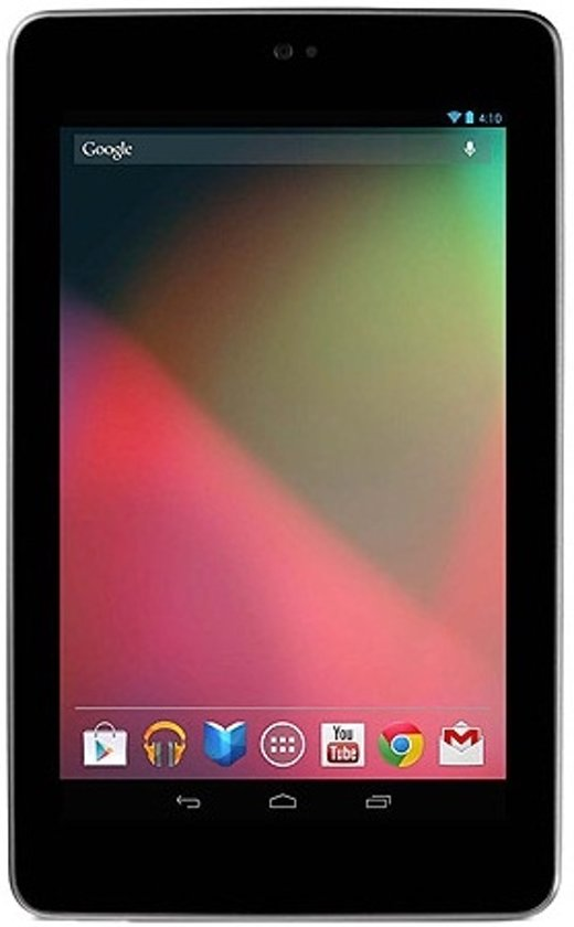 Google Nexus 7 - WiFi / 16GB - Zwart