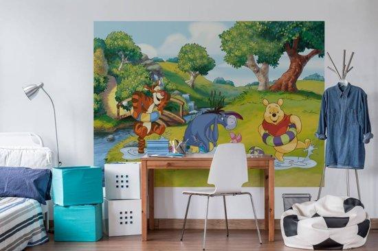 REINDERS Winnie the Pooh - Fotobehang - 254x184cm