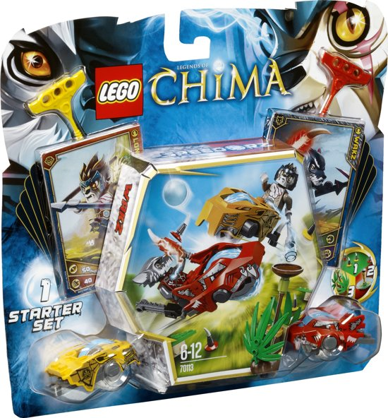 LEGO Chima CHI Duels - 70113