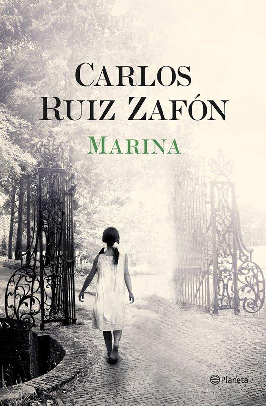 Carlos Ruiz Zafon Marina Epub