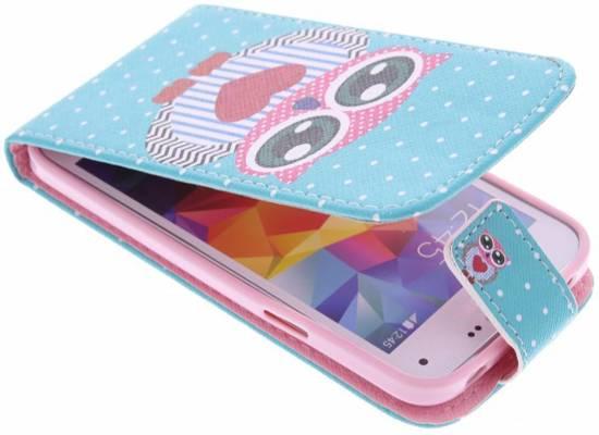Hibou Conception Cas Flip Tpu Pour Samsung Galaxy S3 / Neo l63fTEUss