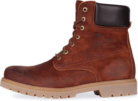 Panama Jack Panama 03 C57 Heren Boots - Bruin - Maat: 46