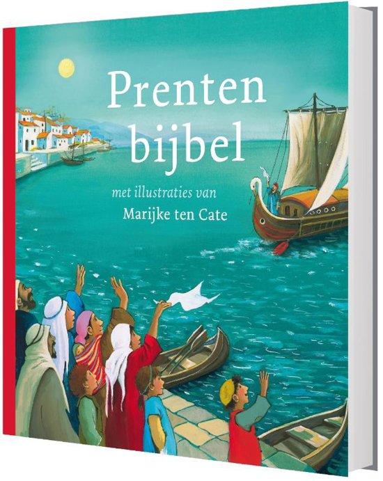 Prentenbijbel - Liesbeth van Binsbergen