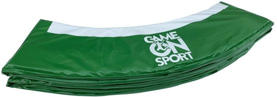 Game on Sport Beschermrand 366 cm Groen