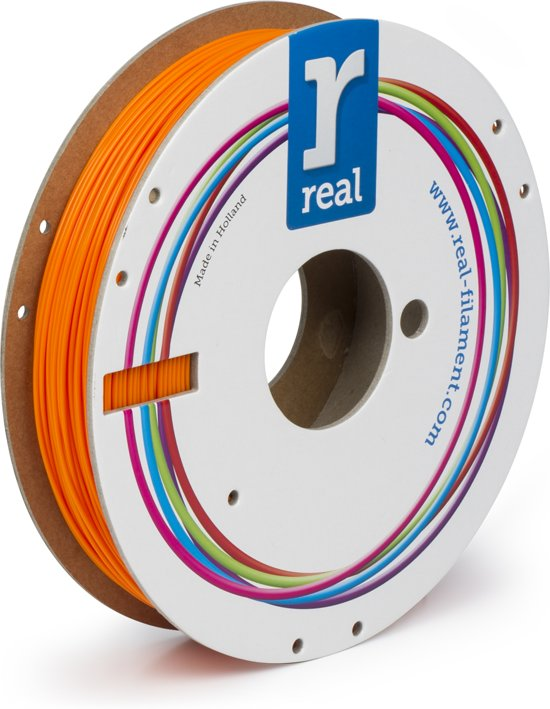 REAL Filament PLA oranje 1.75mm (500g)