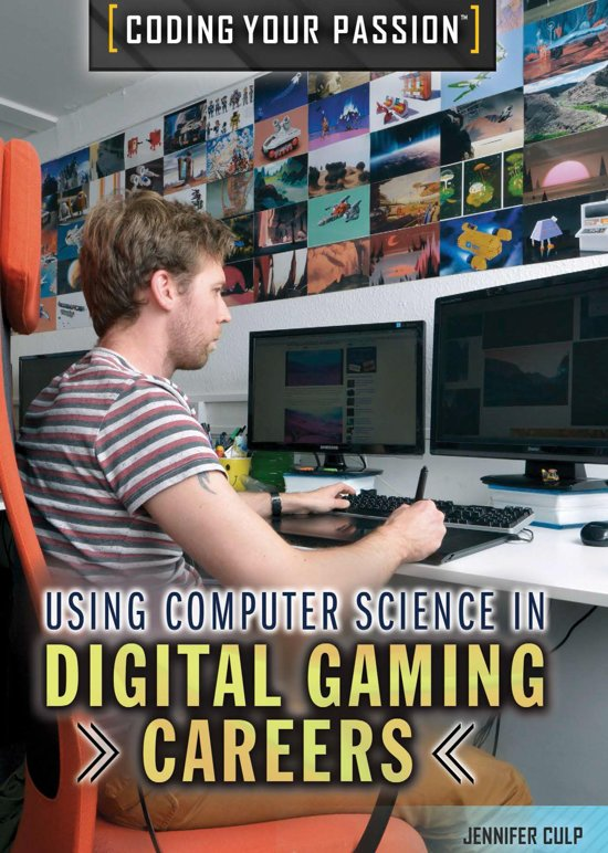 Using Computer Science in Digital Gaming Careers