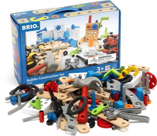 9200000047348180 - Speelgoed voor kleine klussers en bouwers