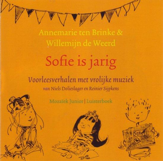sofie is jarig bol.| Sofie is jarig (mp3 download luisterboek, dus geen  sofie is jarig