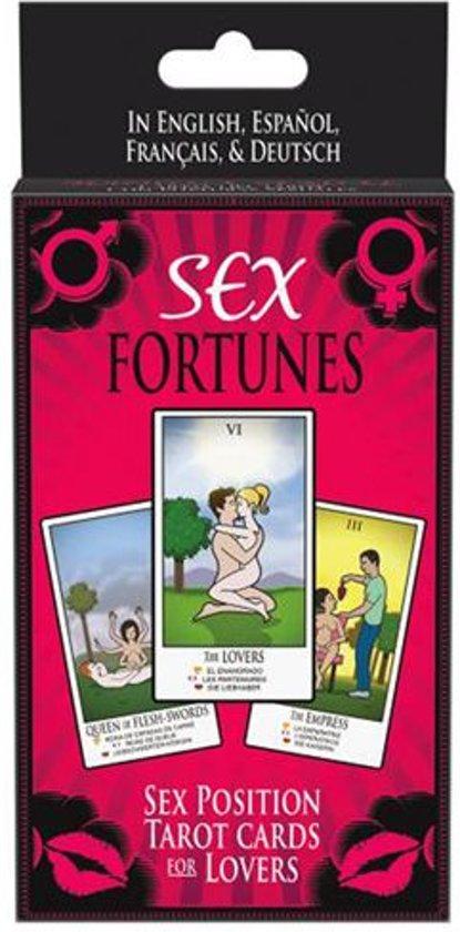 Sex Fortunes Kaartspel