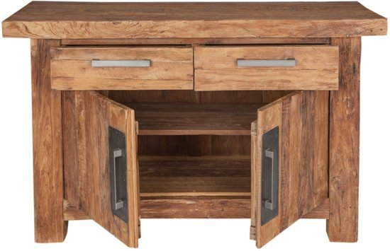 YourPlace Kast Natural 125cm Hout