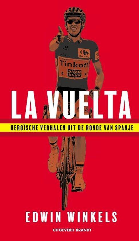 Boek cover La Vuelta van Edwin Winkels (Hardcover)