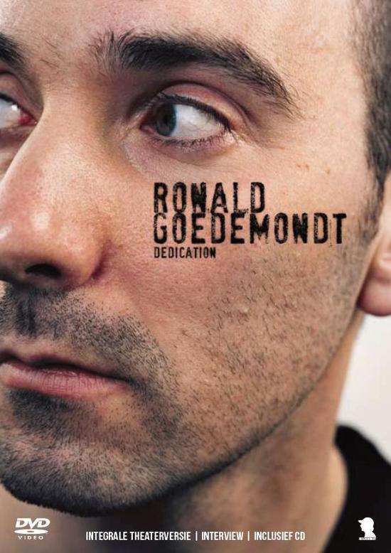 Ronald Goedemondt - Dedication (Dvd+Cd)