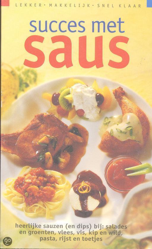 Succes Met Saus - I. van Blommestein  