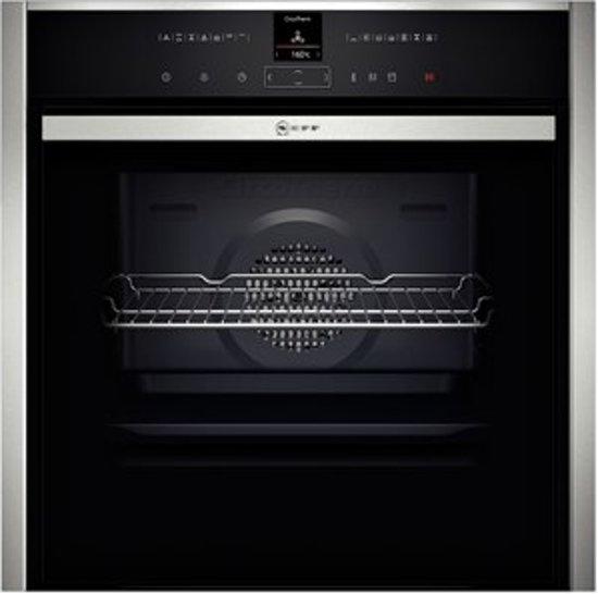 Neff B47VR22N0 oven multifunctie + stoom B 47VR22N0 B 47 VR 22 N 0