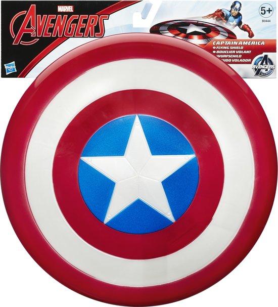 marvel avengers captain america vliegend schild hasbro. Black Bedroom Furniture Sets. Home Design Ideas