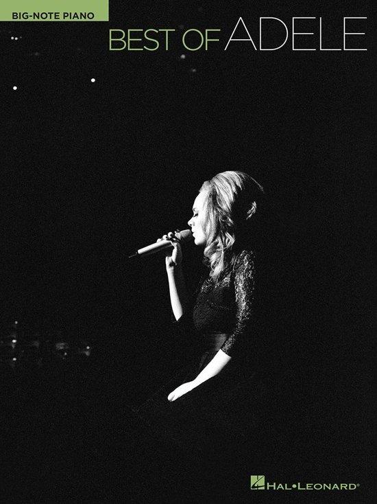 Best of Adele (Songbook)