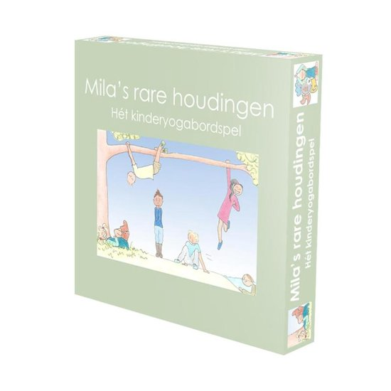 Kinderyoga bordspel