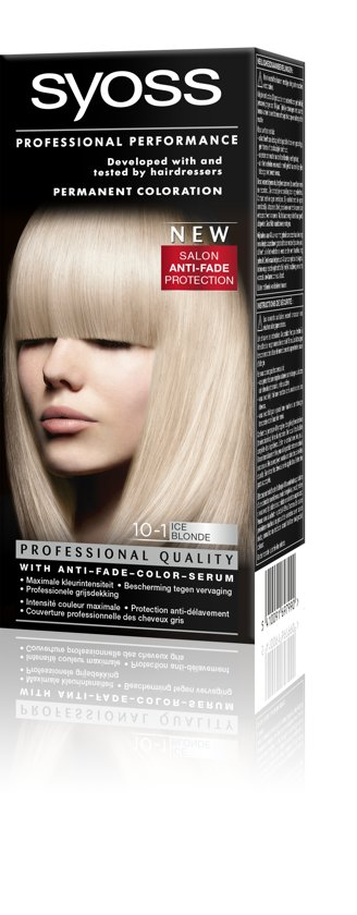 Color 10-1 ice blond