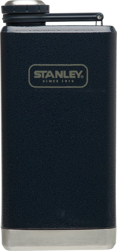 Stanley Flask Flacon - 236 ml - RVS - Hammertone Navy