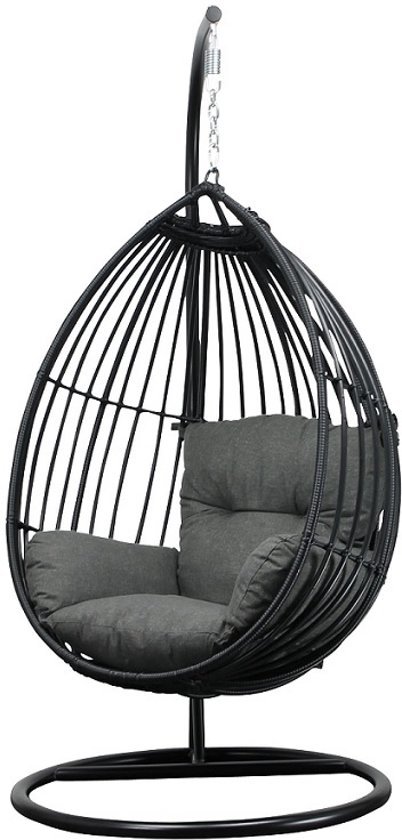 Hang Ei Stoel Buiten.Bol Com Hangstoel Egg Chair Paris