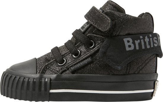 British Knights ROCO BABY GIRLS HIGH-TOP SNEAKER
