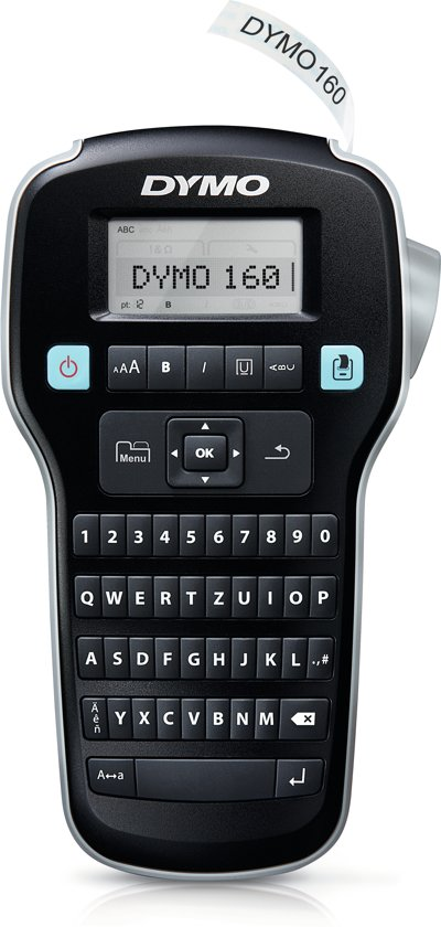 Dymo LabelManager 160 - Labelprinter / QWERTY