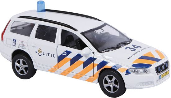 Politiewagen 'Volvo V70'