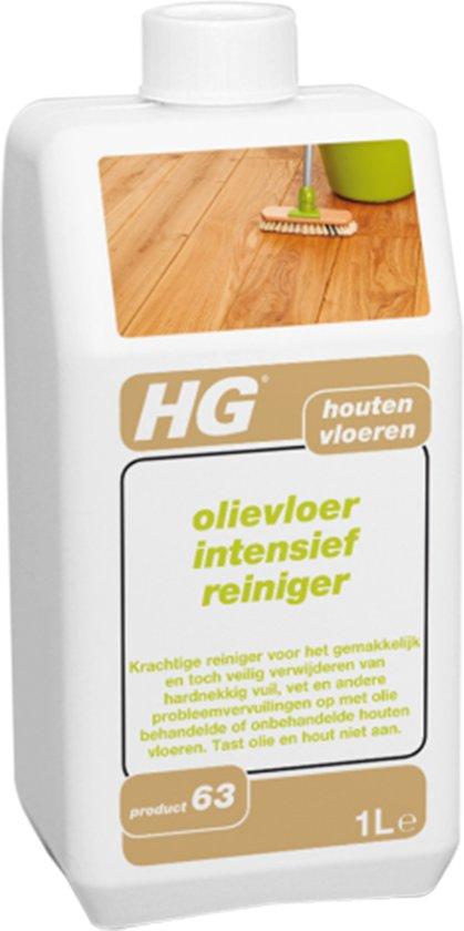HG Intensief Vloerolie Reiniger - 1000 ml