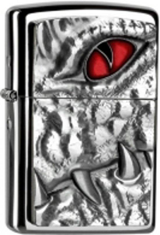 Zippo aansteker Crocodile Eye Limited Edition