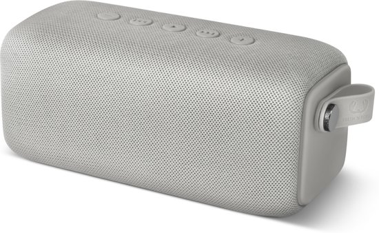 Fresh 'n Rebel Rockbox Bold M – Draadloze Bluetooth Speaker - Lichtgrijs