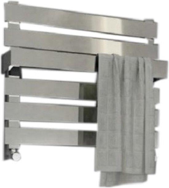 bol.com | Eastbrook Ascona kleine radiator badkamer 390 x 500 chroom