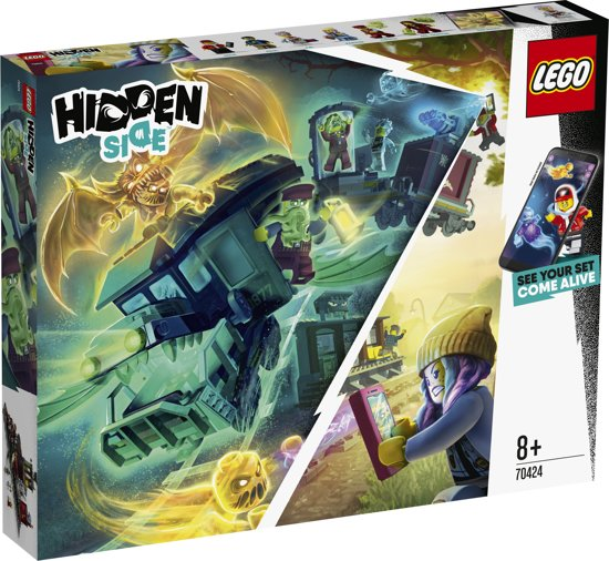 LEGO Hidden Side Spookexpress - 70424