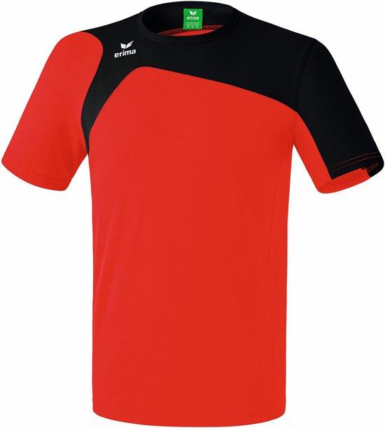 5251a9c7ddf Erima Club 1900 2.0 T-shirt Senior Sportshirt - Maat XL - Mannen -  rood/zwart