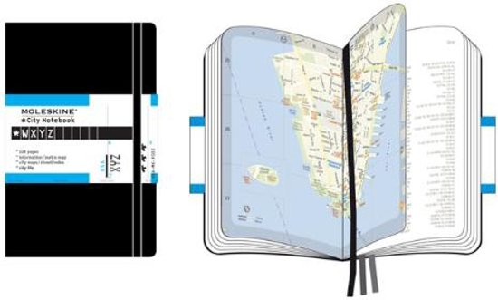 Moleskine City Notebook New York - North America