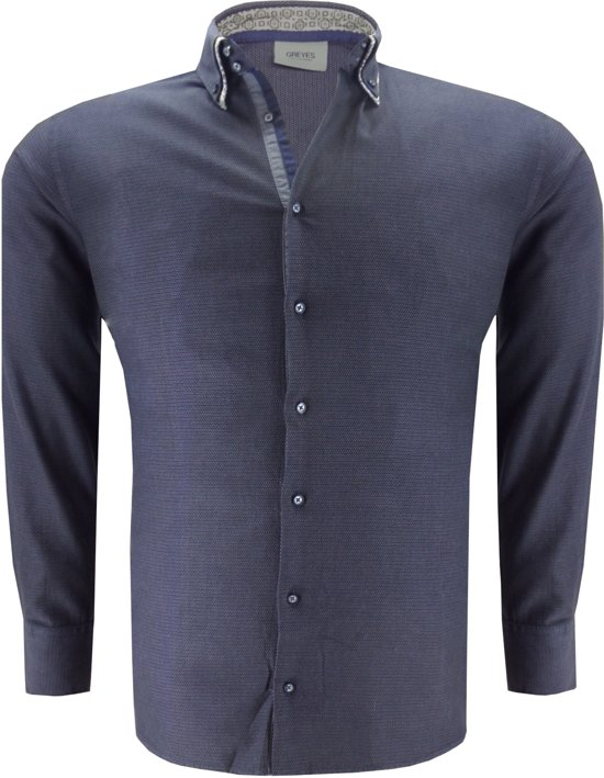 T Shirt Overhemd.Bol Com Greyes T Shirt Overhemd Antraciet 6xl