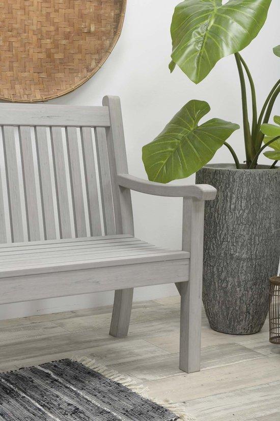 Garden Impressions Bari tuinbank L157 cm vironwood grijs