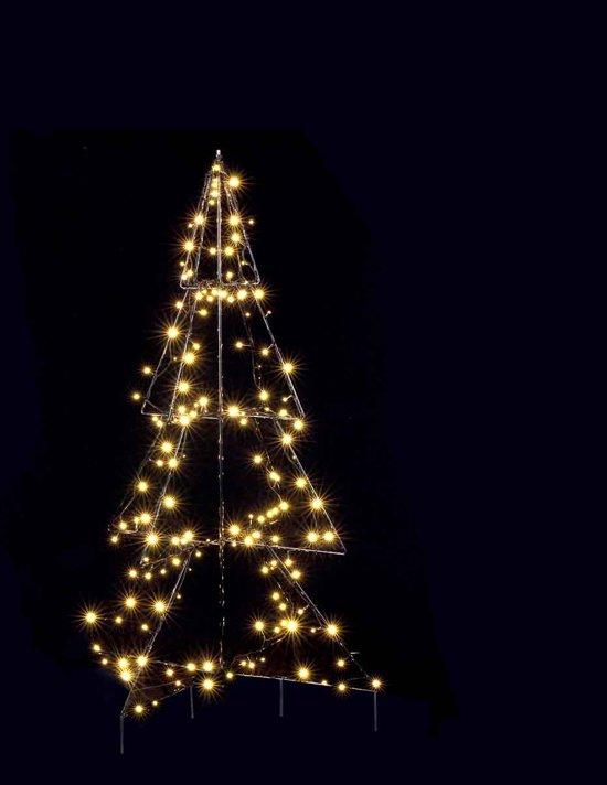 luca kerstboom voor buiten met 240 lampjes warmwit maat 150cm