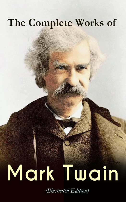 an analysis of the works of mark twain Mark twain: literary analysis many sources also say that the vast majority of twain's works are  mark twain i chose to write about this.
