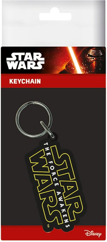 Star wars episode vii logo keyrings