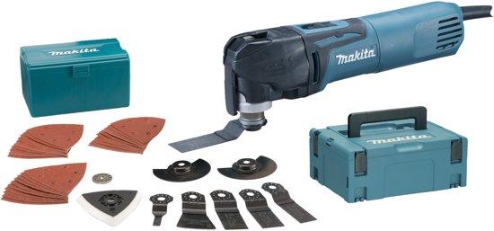 TM3010CX3J Oscillerende Multitool + accessoires