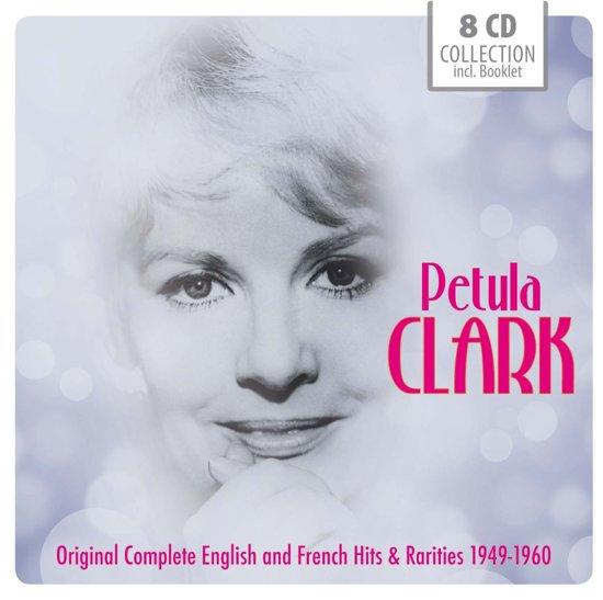 Petula Clark - English & French Hits 1949-60