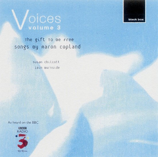 Voices, Vol. 3: The Gift to be Free