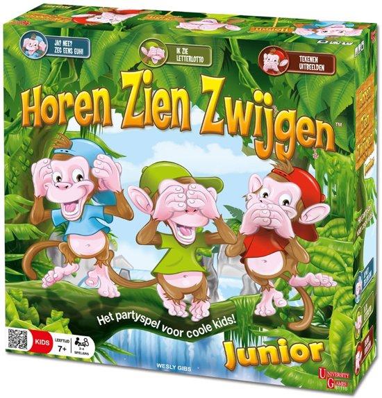Horen Zien en Zwijgen - Junior