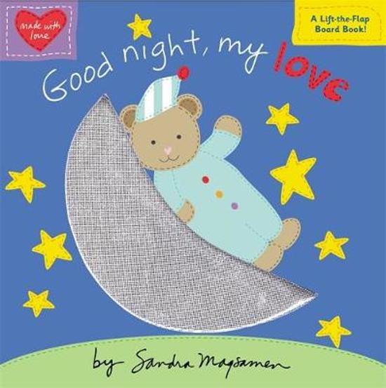 Bolcom Good Night My Love Sandra Magsamen 9780316176910 Boeken
