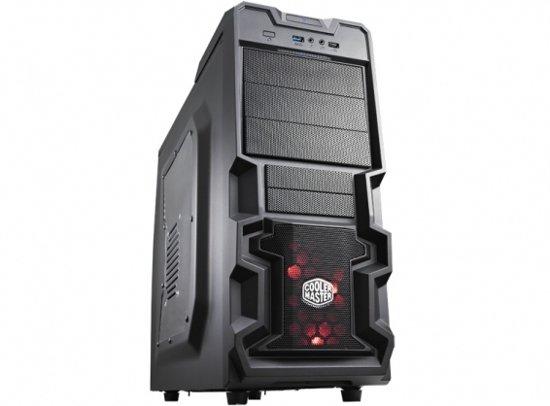 Cooler Master K380  (Retail, Window-Kit, USB 3.0)