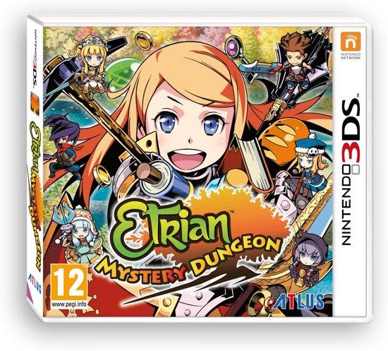 Etrian Mystery Dungeon - 2DS + 3DS kopen