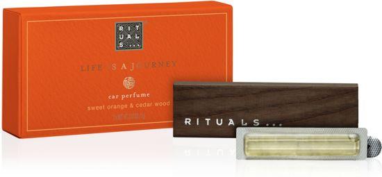 RITUALS Life is a Journey autoparfum Happy Buddha car perfume - 6 ml